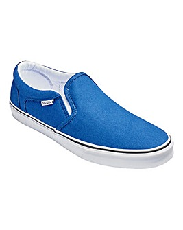 Vans Asher Slip on Pump