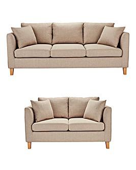 Boden 3 plus 2 Seater Sofa
