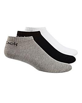 Reebok 3 Pack Core Ankle Sock