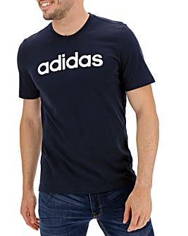 adidas Linear Logo T Shirt