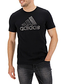 adidas Badge Foil T-Shirt