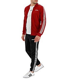 adidas Back to Basics 3 Stripe Tracksuit