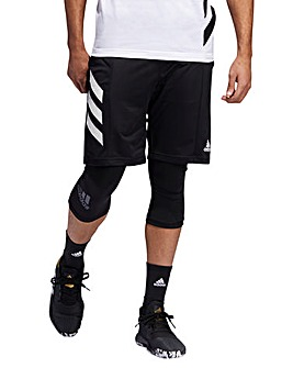 adidas Basketball 3s Short
