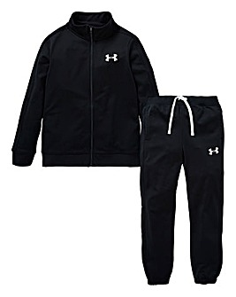 Under Armour Younger Boys Knit Tracksuit