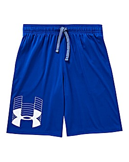 Under Armour Younger Boys Logo Short
