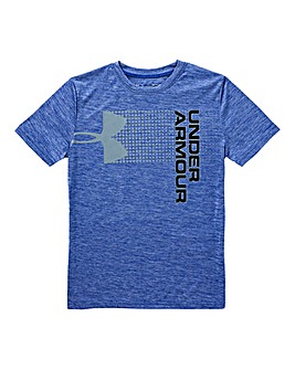 Under Armour Younger Boys Cross Fade Tee