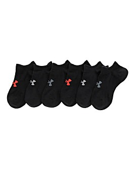 Under Armour 6 Pack Socks