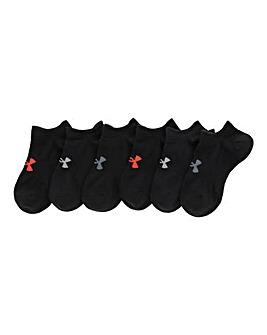 Under Armour 6 Pack Socks