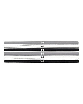 Under Armour Pack of 6 Mini Headbands