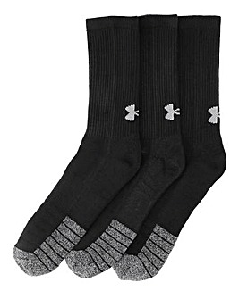 Under Armour Pack of 3 Crew Socks