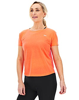 Under Armour Mesh Back Loose T-Shirt
