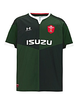 Wales Under Armour Away SS jersey