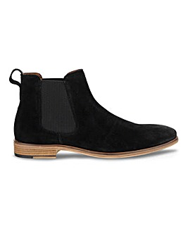Heath Premium Suede Chelsea Boot