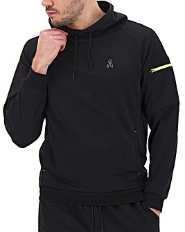 Jacamo Active Tech OTH Zip Hoodie Regular