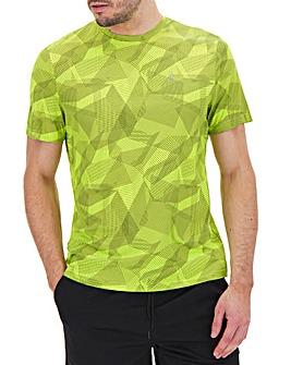 Jacamo Active Print T-Shirt Long