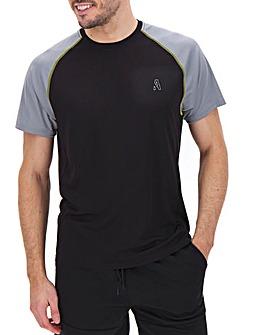 Jacamo Active Raglan T-Shirt Long