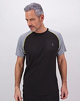 Jacamo Active Raglan T-Shirt Regular