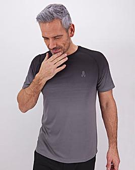 Jacamo Active Gradient T-Shirt Regular