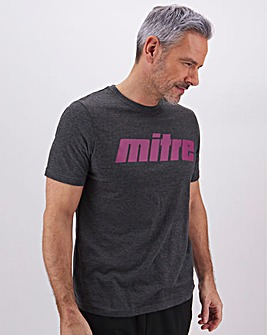Mitre Logo Tee Long
