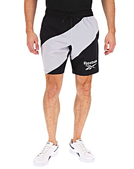 Reebok Woven Graphic Shorts