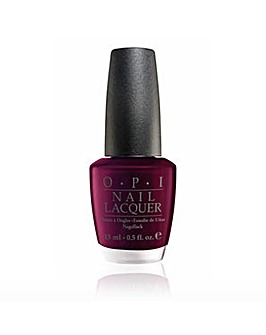 OPI Black Cherry Chutney Nail Polish