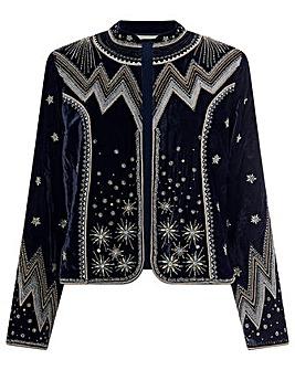 Monsoon Zigi Embellished Jacket