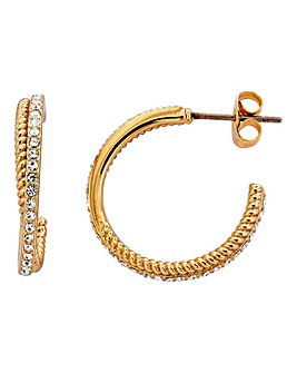 Buckley Cleo Hoop Earrings