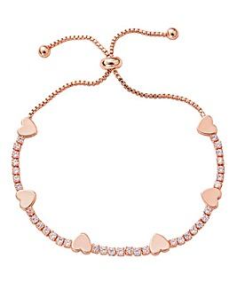 Buckley Hugs & Kisses Bracelet Rose