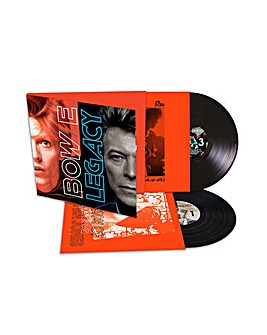 David Bowie Legacy Vinyl