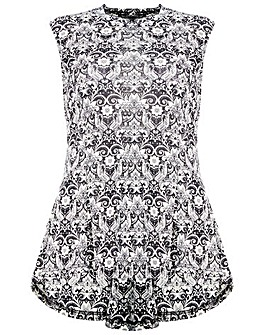 Izabel London Curve Damask