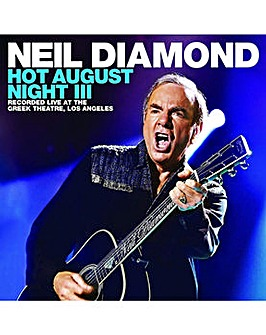 Neil Diamond Hot August Night III Boxset