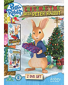 Christmas Time With Peter Rabbit