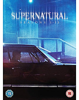 Supernatural Season 1 To 13