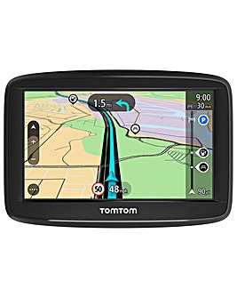 TomTom Start 52 Sat Nav with EU Maps