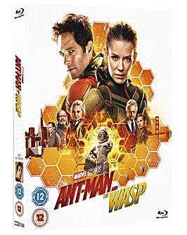 Ant Man And The Wasp Bluray
