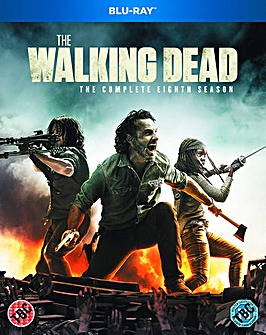 Walking Dead Season 8 Bluray