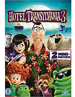Hotel Transylvania 3 A Monster Vacation