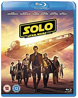 Solo A Star Wars Story Bluray