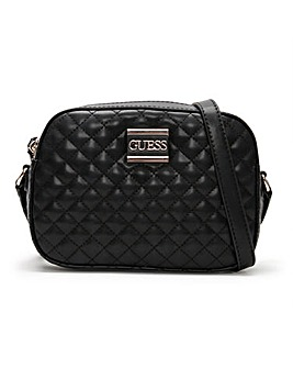 Guess Kamryn Quilted Cross-Body Bag