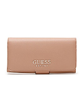 Guess G Pebbled Wallet Clutch
