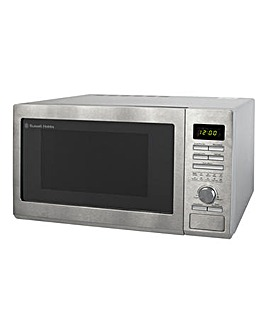 Russell Hobbs RHM3002 30L Digital Combination Microwave - Stainless Steel