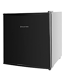 Russell Hobbs Freestanding Table Top Fridge Black