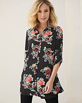 Julipa Swing Print Shirt