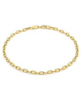 9 Carat Gold Fancy Bracelet