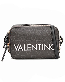 Valentino By Mario Valentino Liuto Logo Camera Bag