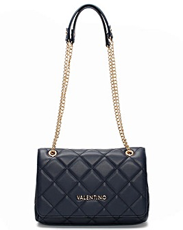 Valentino By Mario Valentino Ocarina Quilted Satchel Bag