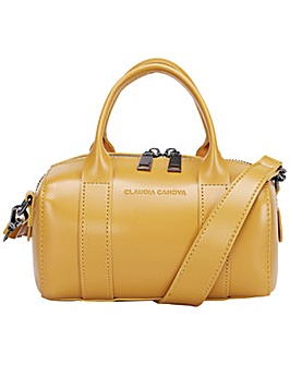 Claudia Canova Betsy Small Barrel Bag