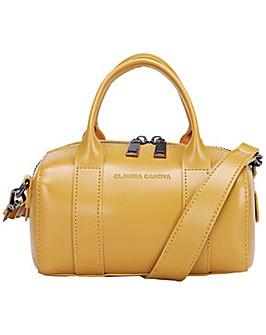 Claudia Canova Betsy Small Barrel Bag