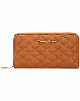 Claudia Canova Long Zip Round Wallet