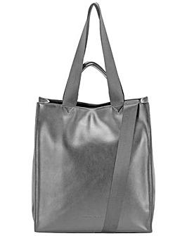 Smith & Canova Smooth Leather Tote / Shoulder Bag